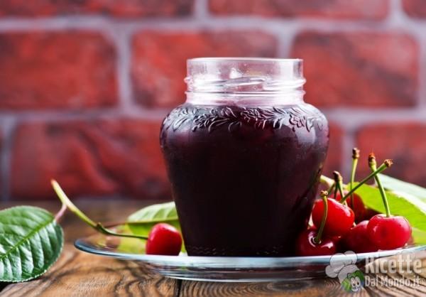 10 ricette con le ciliegie: confettura