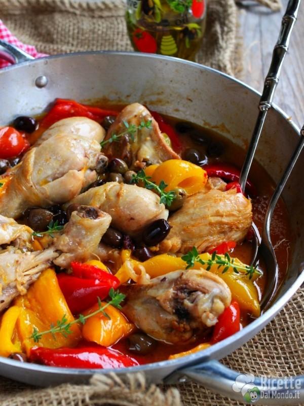 Come fare il pollo alla romana