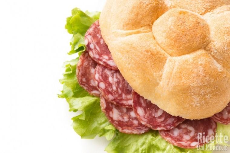 10 tipi di pane: michetta o rosetta