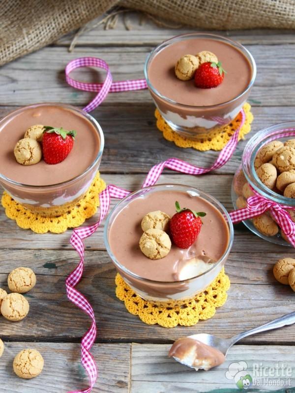 Come fare le coppe mascarpone e cioccolato