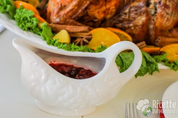 Frutti bosco: 5 ricette salate, salsa