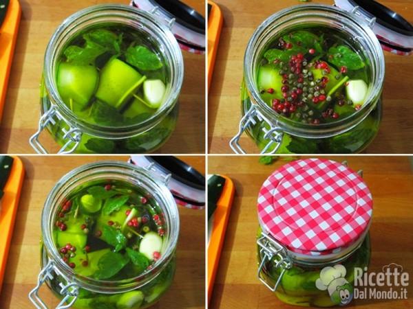 Rotolini di zucchine senza cottura 5