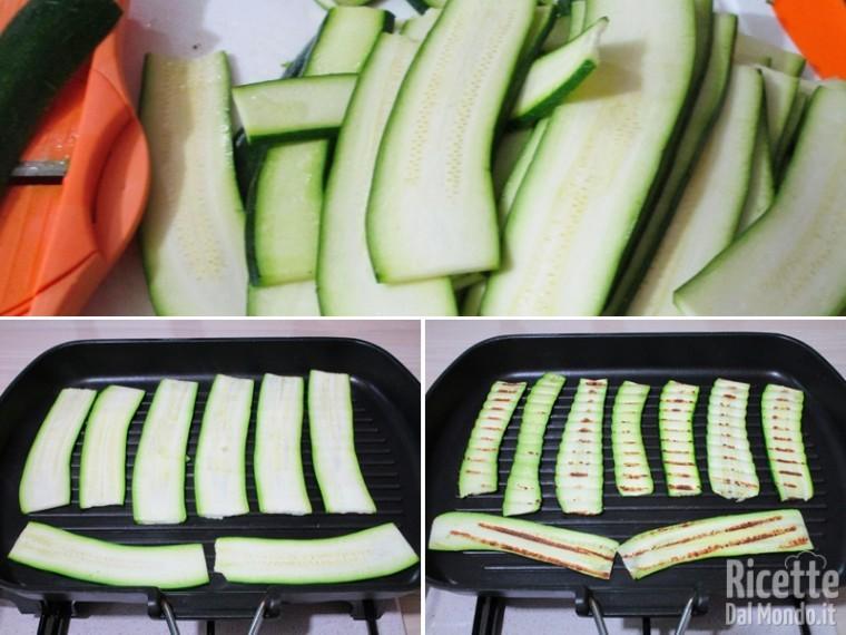 Involtini con tonno e zucchine 2