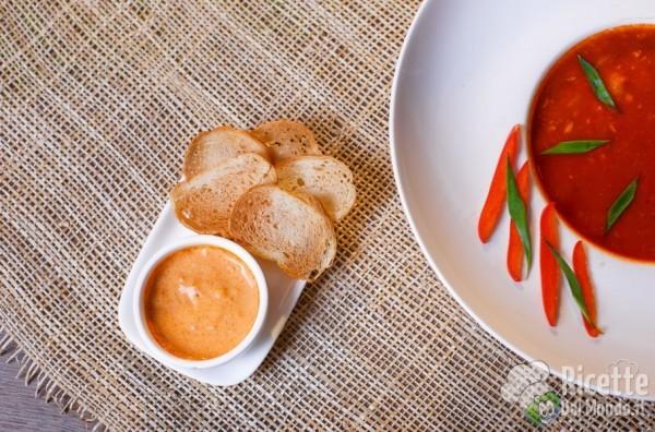 5 salse all'aglio: rouille