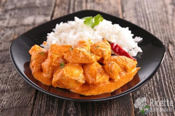 5 ricette etniche: pollo al curry