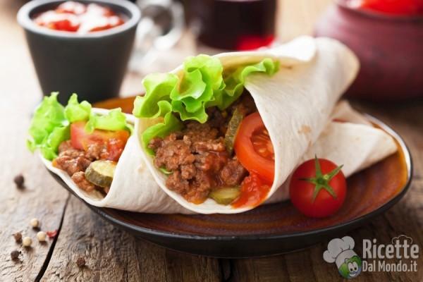 5 ricette etniche da provare: burritos