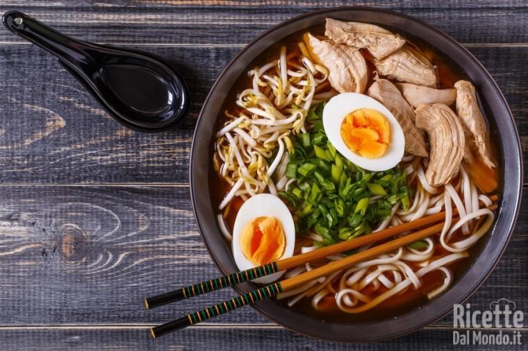 5 ricette etniche da provare: ramen