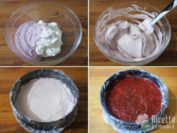 Semifreddo allo yogurt 3