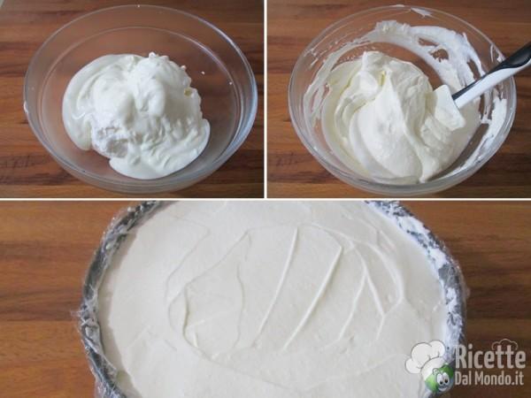 Semifreddo allo yogurt 5