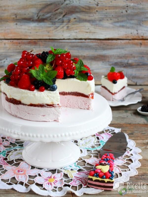 Come fare la torta gelato allo yogurt