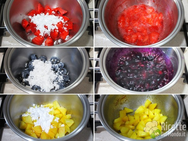 Gelati yogurt e frutta 2