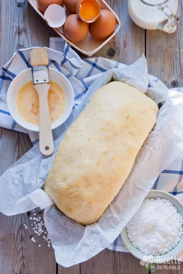 Come fare la pasta brioche: la cottura