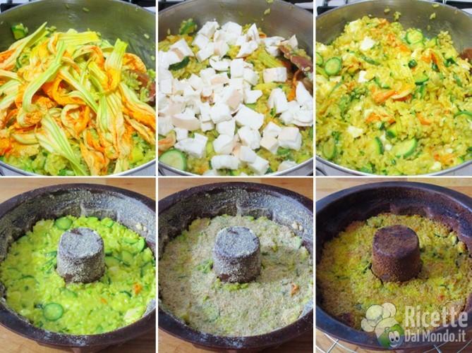 Cuocere in forno caldo