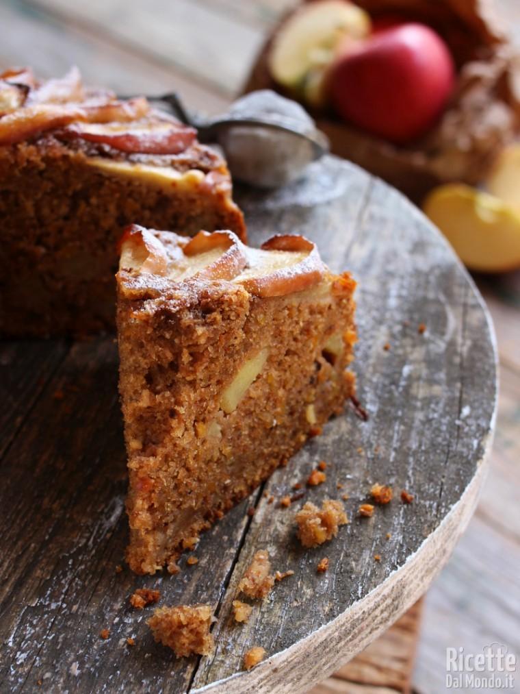 Ricetta per fare la torta vegana con le mele