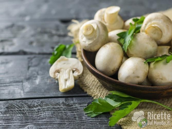 10 varietà di funghi: gli champignon