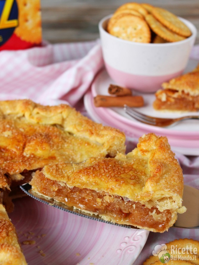 Finta torta di mele