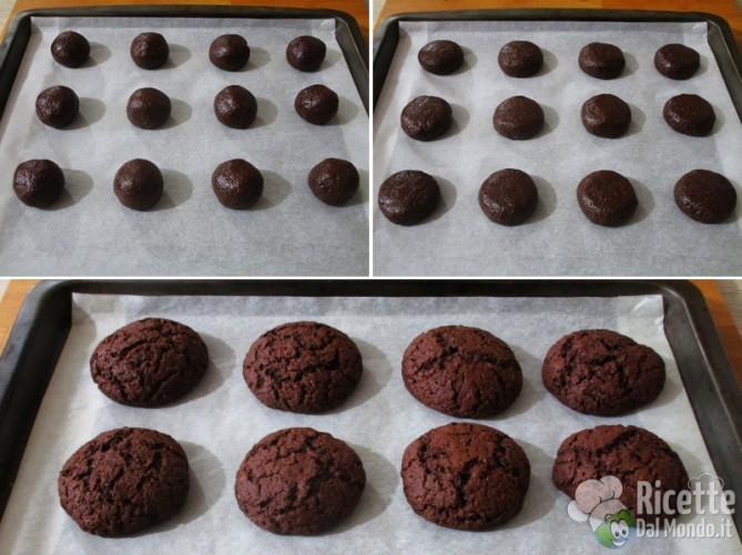 Modellare e cuocere i biscotti