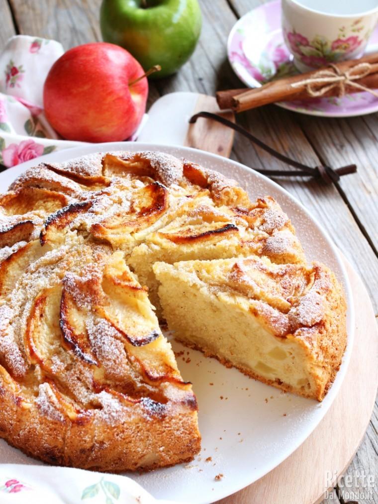 Sofficissima torta con le mele