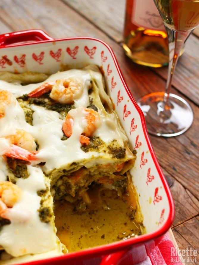 Ricetta per fare le lasagne in bianco