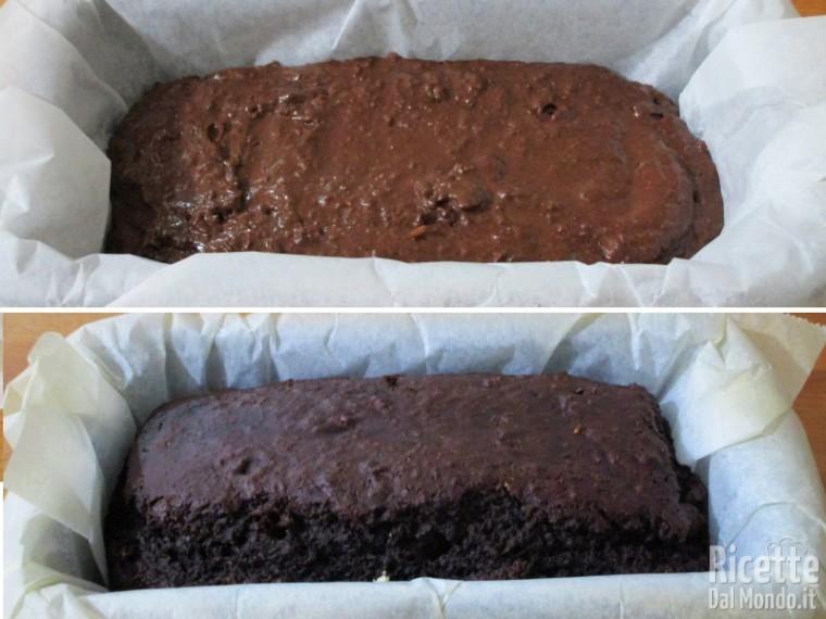 Cuocere la torta per 30 minuti