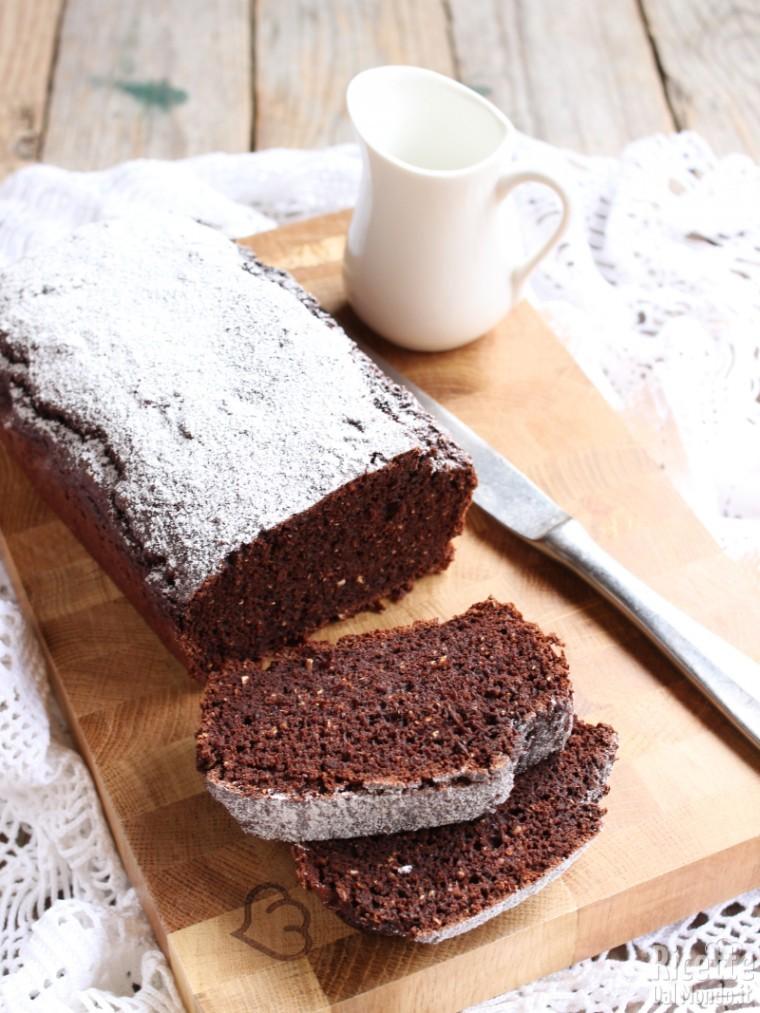 Ricetta torta al cioccolato integrale