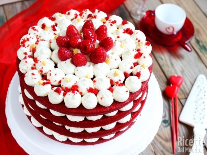 Red velvet cake, la ricetta originale