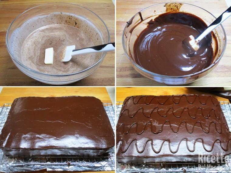 Ricoprire la torta