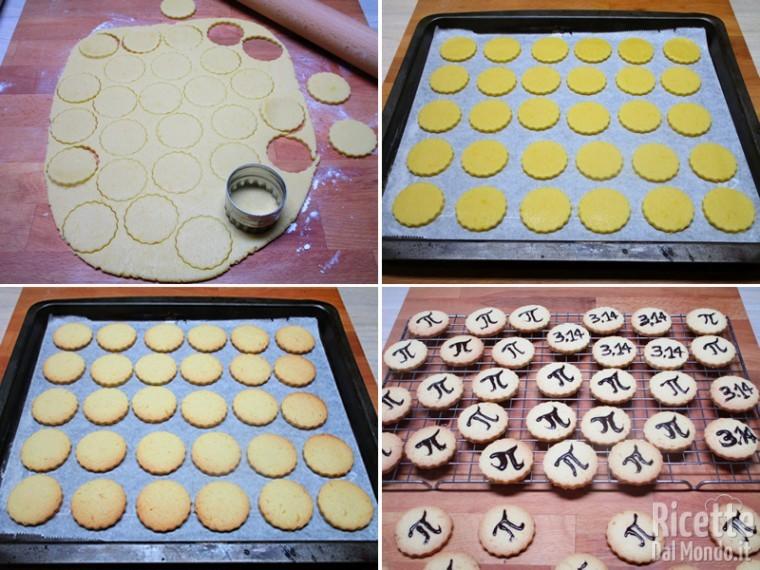Cuocere e decorare i biscotti