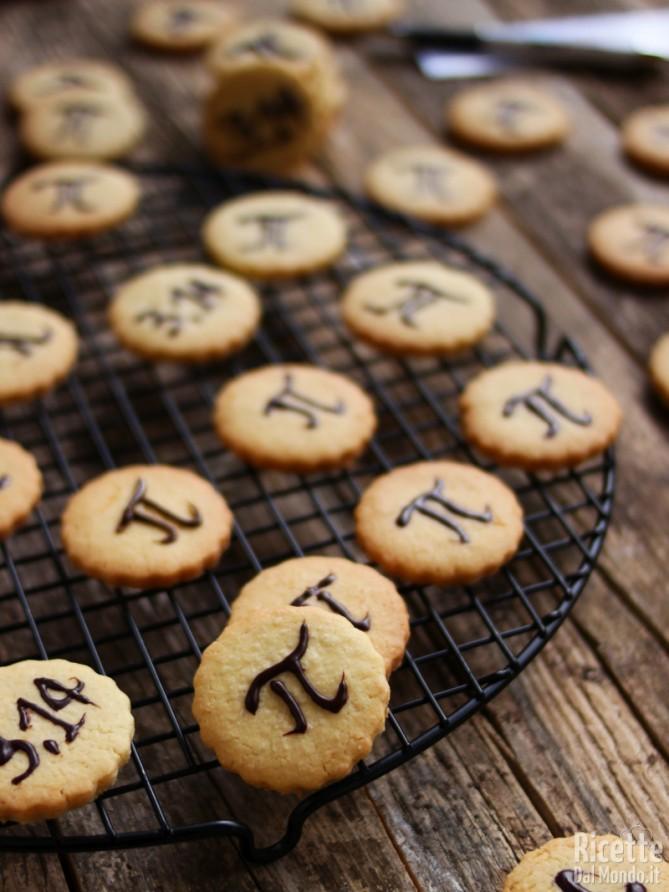 Come fare i biscotti di frolla all'olio