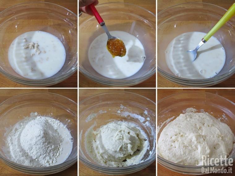 Preparare il lievitino