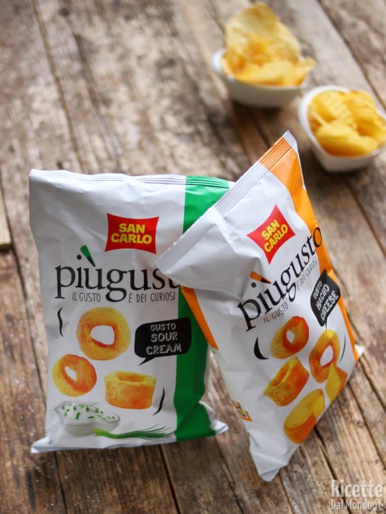 Aperitivo con san carlo snack