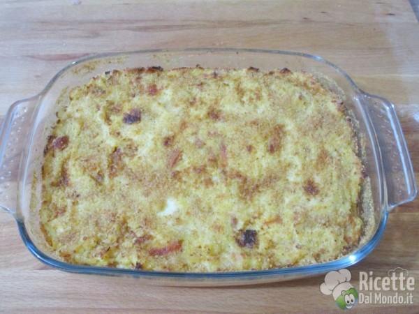 Gateau o pizza di patate 11