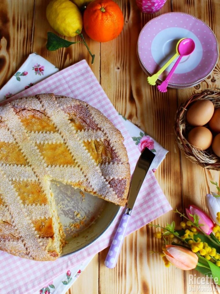 La vera pastiera napoletana