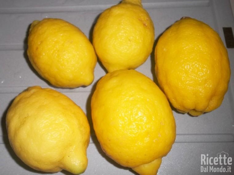Liquore ai Limoni 2