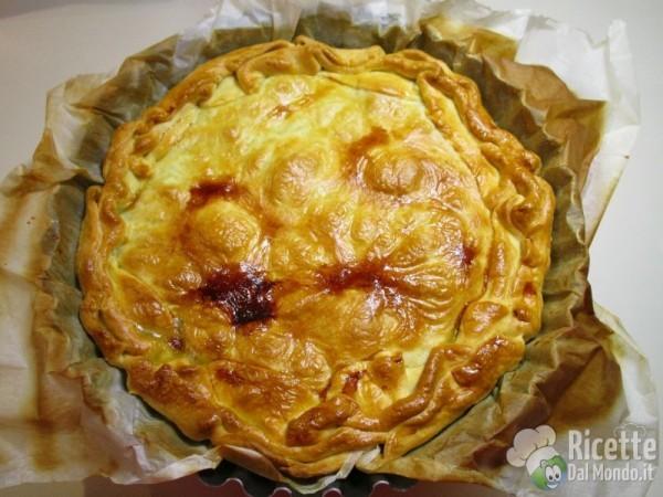 Torta Pasqualina Genovese Ricettedalmondoit