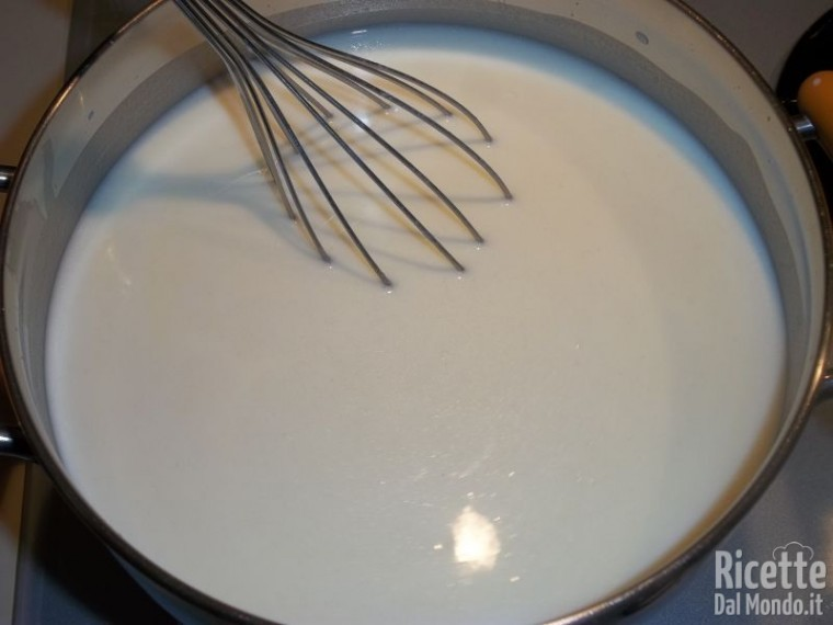 Salsa bianca 8