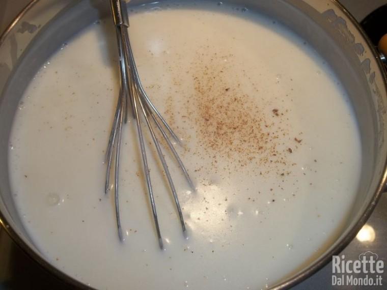 Salsa Besciamella 9