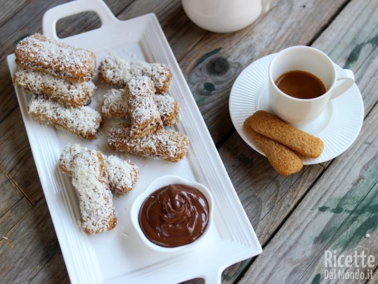 Ricetta Pavesini Nutella e cocco