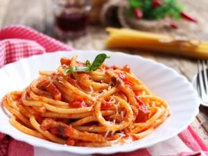 Ricetta Bucatini all'Amatriciana