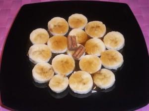 Ricetta Banana alla Cannella