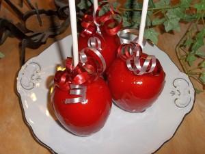Ricetta Mele Stregate Caramellate