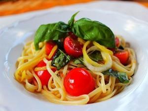 Ricetta Spaghetti alla Crudaiola