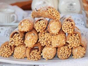 Ricetta Cannoli alla Nutella