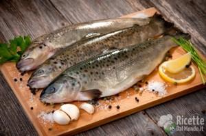 Ricetta Pulitura e preparazione del pesce