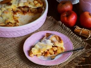 Ricetta Apple pie alla cannella