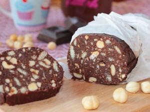 Ricetta Salame Dolce di Nutella