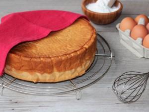 Ricetta Pan di spagna senza lievito