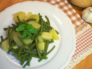 Ricetta Fagiolini con Patate