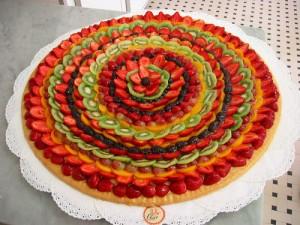 Ricetta Torta alla Frutta estiva