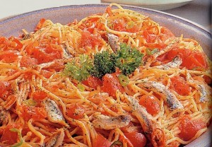 Ricetta Spaghetti alle Sarde